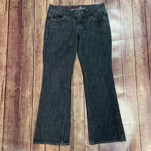 Tommy Hilfiger Black Freedom Boot Jeans